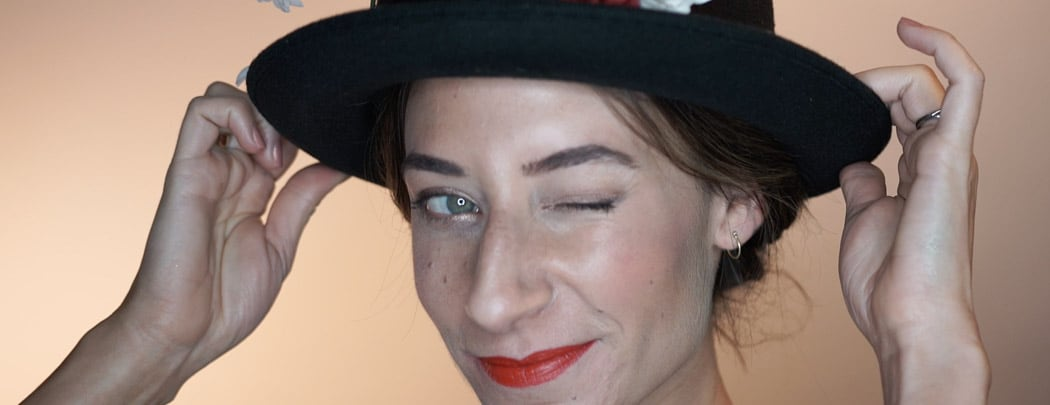 Mary Poppins Halloween Tutorial