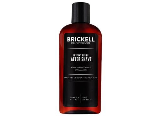 Brickell Instant Relief Aftershave