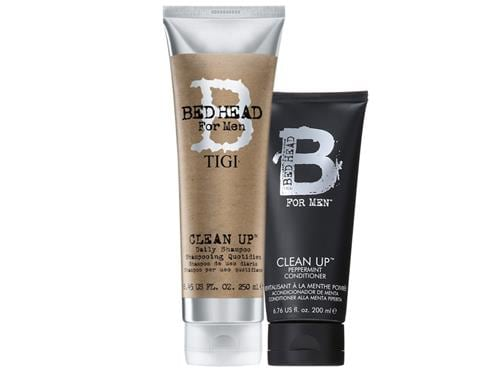 B for Men Clean Up Daily Shampoo & Conditioner Duo