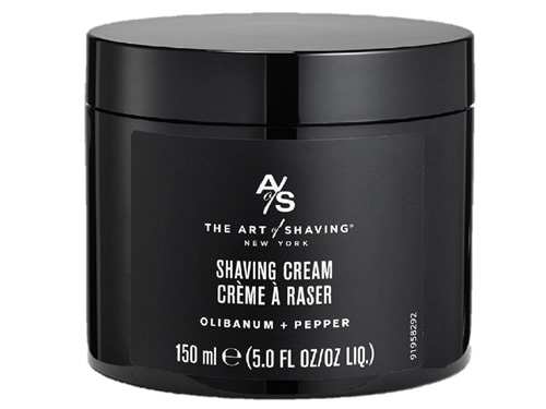 The Art of Shaving Shaving Cream 5 fl oz - Olibanum & Pepper