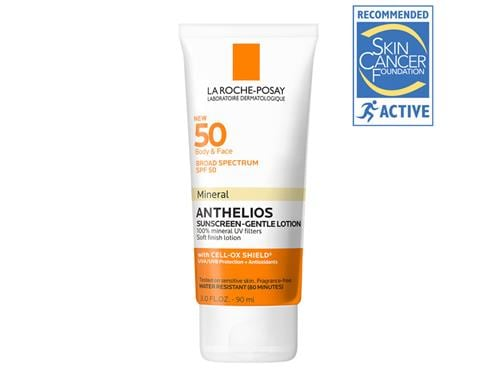 La Roche-Posay Anthelios Mineral Gentle Sunscreen Lotion SPF 50 - 3.0 fl oz
