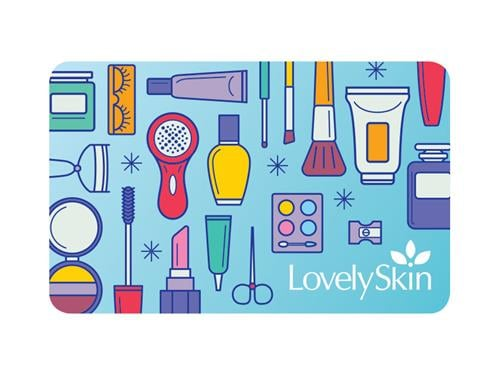 LovelySkin Gift Card - Elite