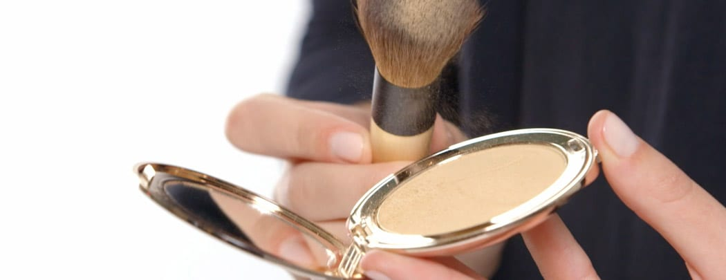 How to Apply jane iredale PurePressed Base