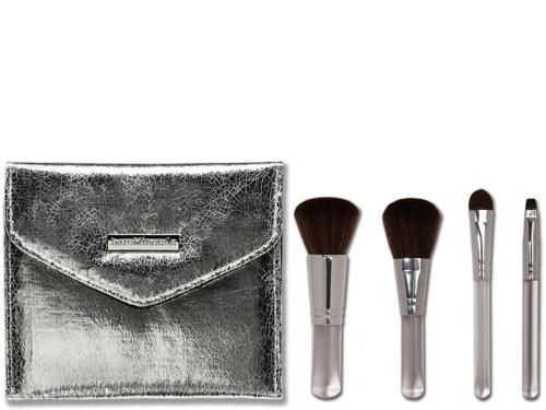 BareMinerals Brush with Splendor Mini Face & Eye Brush Kit