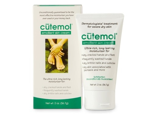 Cutemol Emollient Cream 2 oz Tube