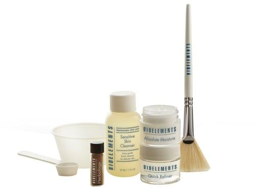 Bioelements Triple-Action, Rapid-Resurfacing Facial Kit