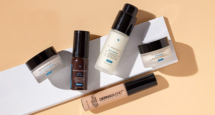All About Eyes: SkinCeuticals Eye Creams and Dermablend Makeup Essentials for your Best Look Yet