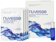 Nuvesse Tired Eyes, Puffiness & Dark Circles Regimen Kit