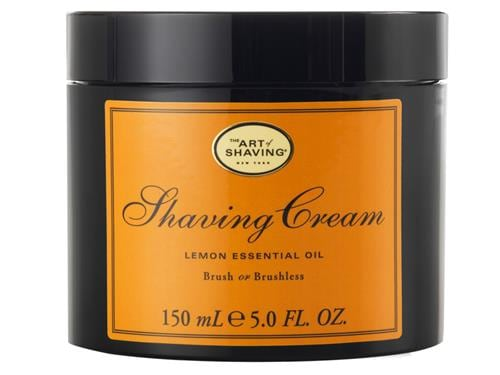 The Art of Shaving Shaving Cream 5 fl oz - Lemon