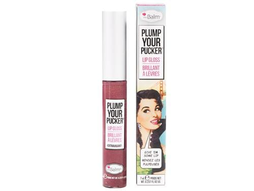 theBalm Plump Your Pucker Lip Gloss - Extravagant