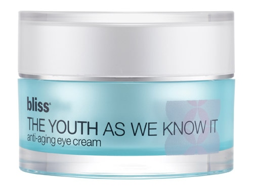 Bliss The Youth As We Know It Anti-Aging Eye Cream
