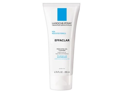 La Roche-Posay Effaclar Medicated Gel Cleanser, a La Roche Posay face wash
