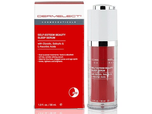Dermelect Cosmeceuticals Self-Esteem Beauty Sleep Serum