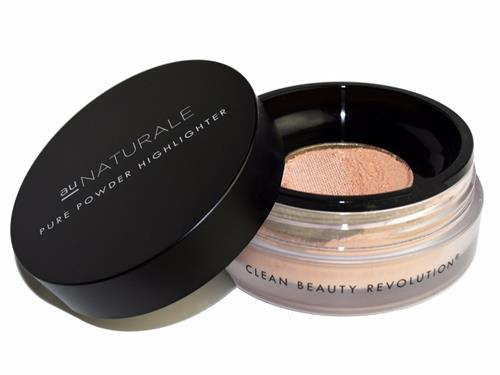 Au Naturale Pure Powder Highlighter - Begonia