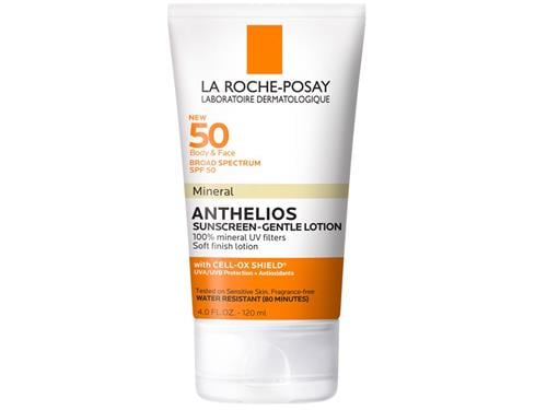 La Roche-Posay AntheliosMineral Gentle Sunscreen Lotion SPF 50