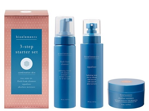 Bioelements 3-Step Starter Set - Combination Skin