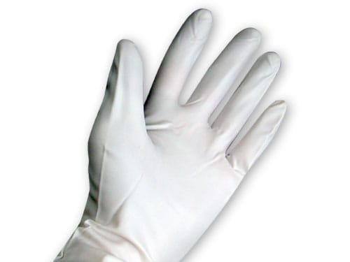 Allerderm Gloves - Vinyl - Small