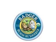Badger Headache Soother Balm