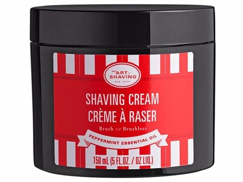 The Art of Shaving Shaving Cream Limited Edition Peppermint