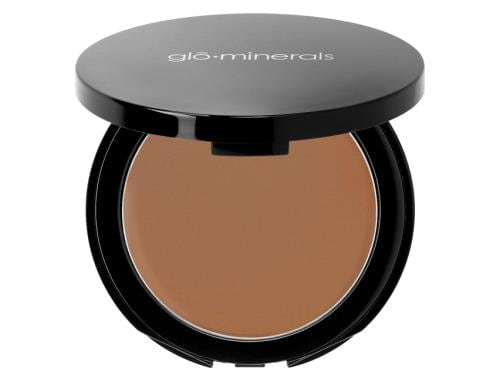 glo minerals Pressed Base - Cocoa - Light