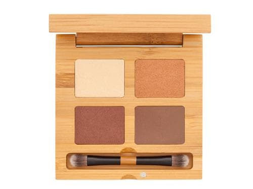 Antonym Certified Organic Quattro Eye Shadow - Noisette