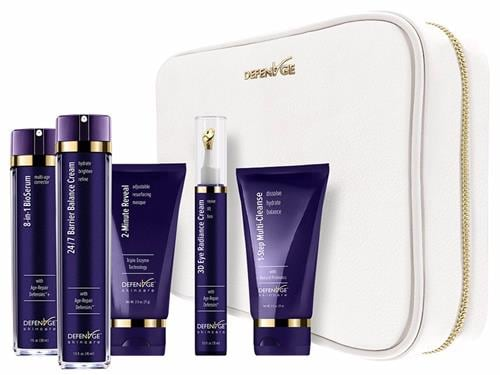 DefenAge All in One Kit - Limited Edition. Skin Care. Face Treatments.