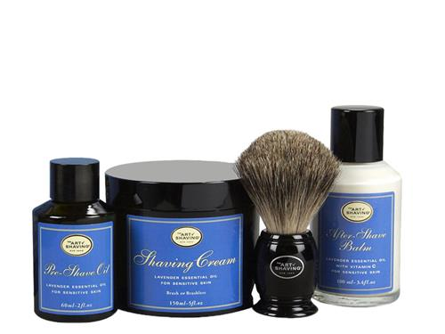 The Art of Shaving 4 Elements Kit - Lavender
