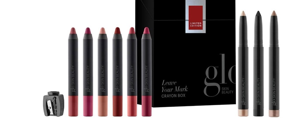 Get the Look - Glo Skin Beauty Leave Your Mark Crayon Box