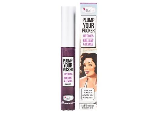 theBalm Plump Your Pucker Lip Gloss - Enhance