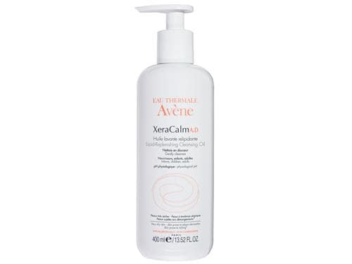 Avene XeraCalm AD Lipid-Replenishing Cleansing Oil: buy this Avene cleansing oil at LovelySkin.