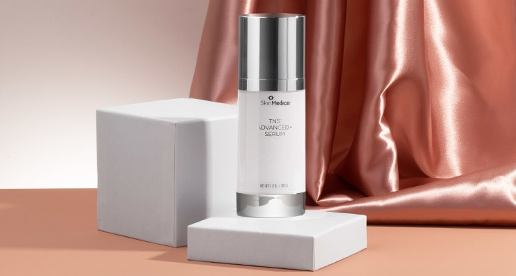 Introducing the SkinMedica TNS Advanced+ Serum