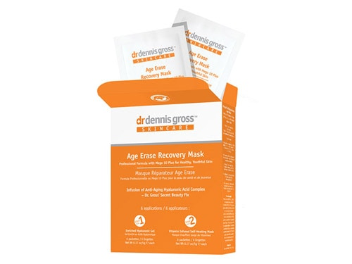 Dr. Dennis Gross Skincare Age Erase Recovery Mask: buy this face mask for wrinkles.