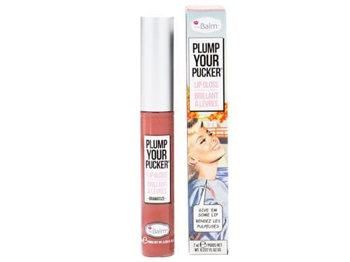 theBalm Plump Your Pucker Lip Gloss - Dramatize
