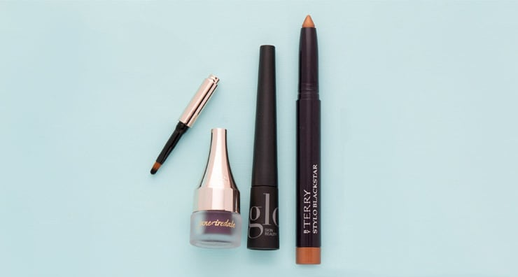 Makeup Tutorial: Three Simple Eyeliner Looks