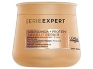 L'Oreal Professionnel Absolut Repair Gold Quinoa + Protein Resurfacing Golden Masque