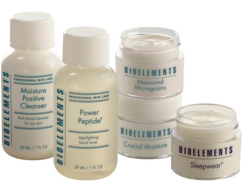 Bioelements Travel Light Kit for Very Dry, Dry Skin
