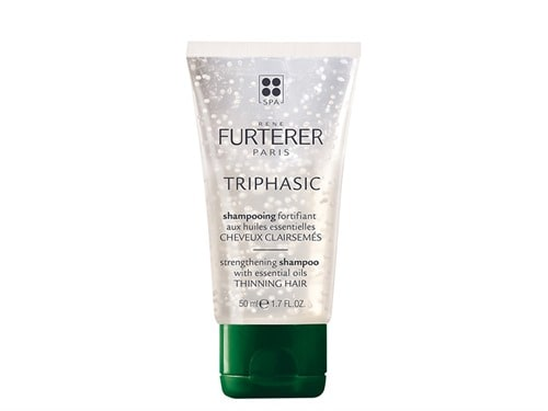 Free $12 Rene Furterer Travel-Size TRIPHASIC Strengthening Shampoo