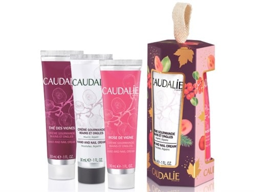 Caudalie Hand Cream Trio - Limited Edition