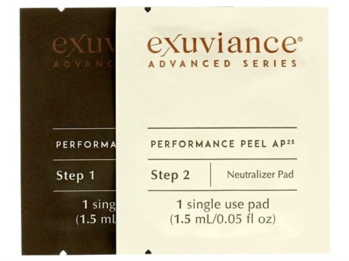 Exuviance Performance Peel AP25 - Sample