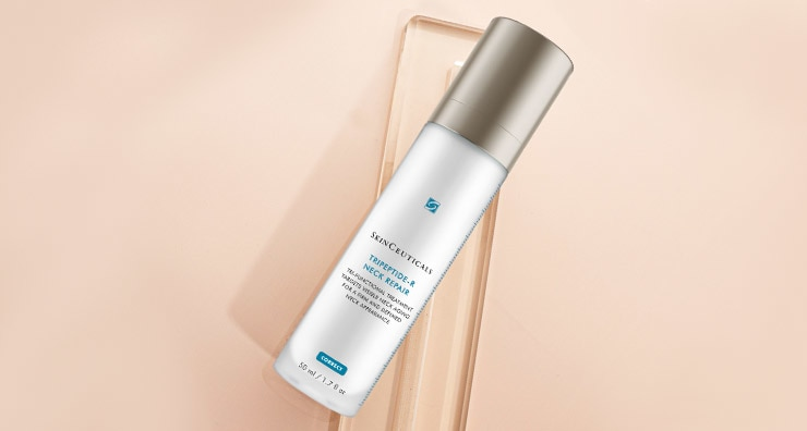Promote a Firmer, Smoother Neck with the SkinCeuticals Tripeptide-R Neck Repair