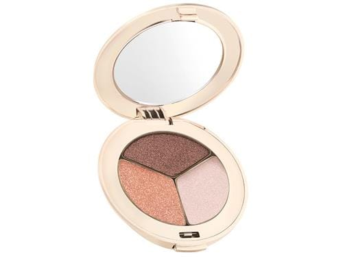 Jane Iredale PurePressed Eye Shadow Triple - Pink Quartz