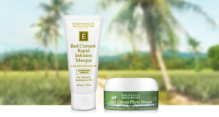 Twice as Nice: Double-Masking with Eminence