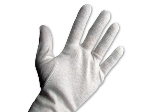 Allerderm Gloves - Cotton - Extra Large