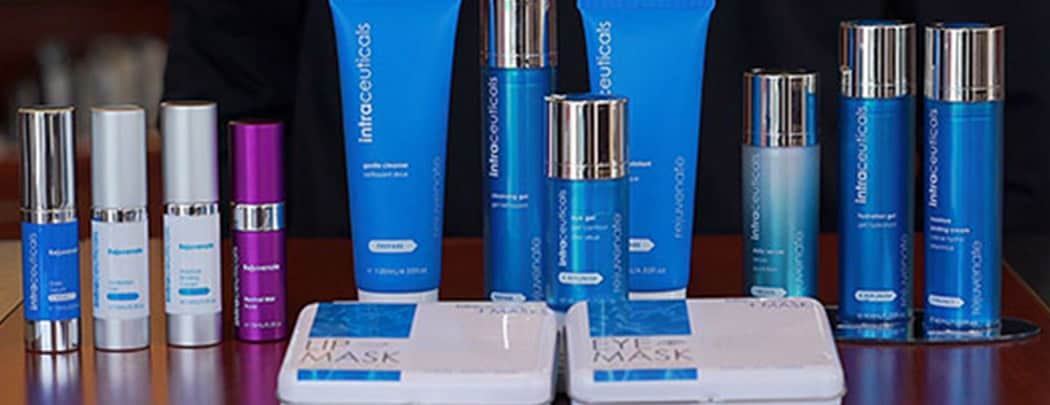intraceuticals Rejuvenate Line
